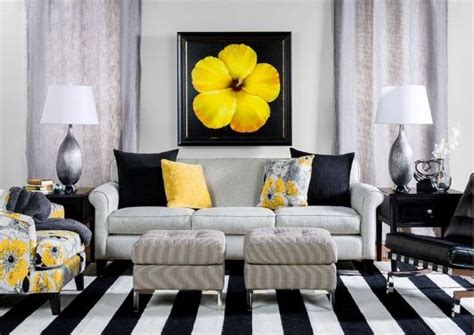 black and yellow living room ideas best 25 yellow accents ideas on