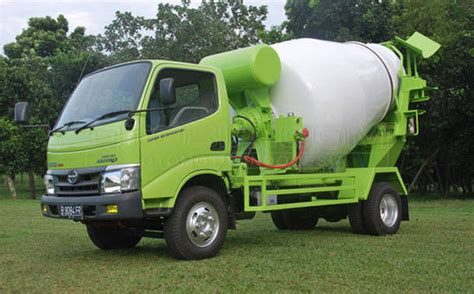 Truck Mixer Hino Bekas mobil kapanlagi dijual mobil bekas surabaya hino