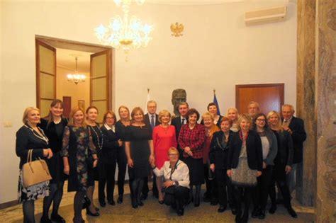 consolato polacco a roma resoconto della xxi assemblea generale dei polacchi in