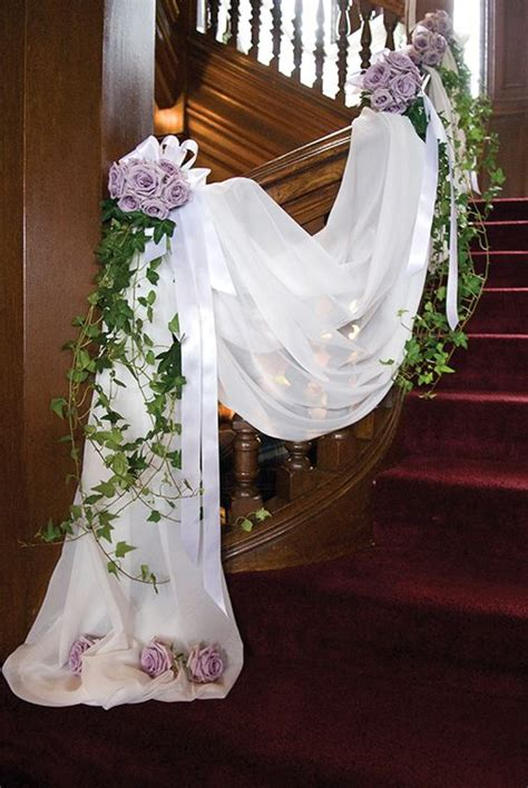 staircases wedding decoration ideas deer pearl