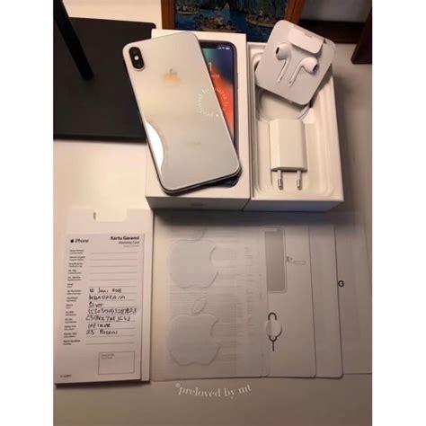 iphone  gb  ibox preloved shopee indonesia