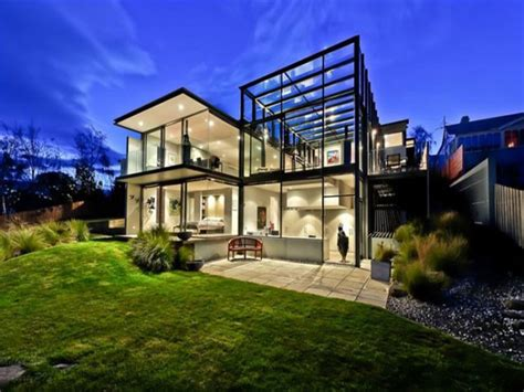 glass house the house a glass house architecture by gigney
