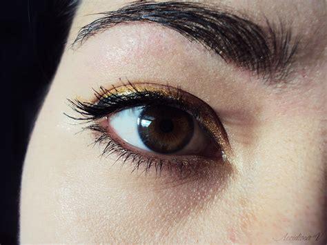 Tutorial Eyeliner Nero | makeup di capodanno un idea semplice e veloce tutorial