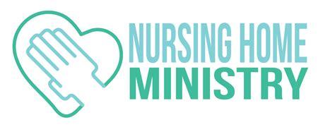 nursing home ministry 171 parkwood gospel temple