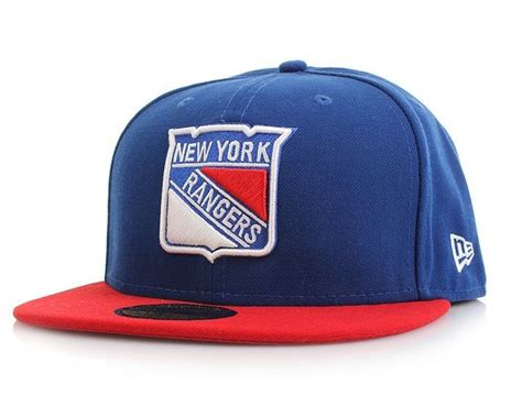 New York Basic kšiltovka new era basic 59fifty nhl new york rangers sportobchod cz