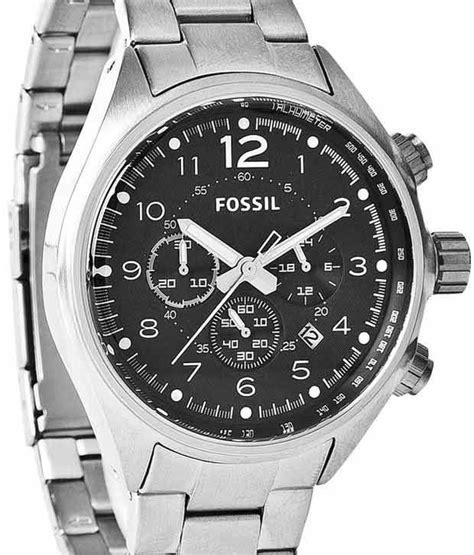 Fossil Chrono Aktif Black fossil ch2800 chronograph black price in india