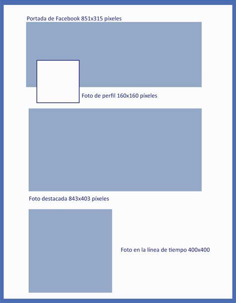 cabecera facebook medidas estas son las medidas exactas para tus fotos en facebook