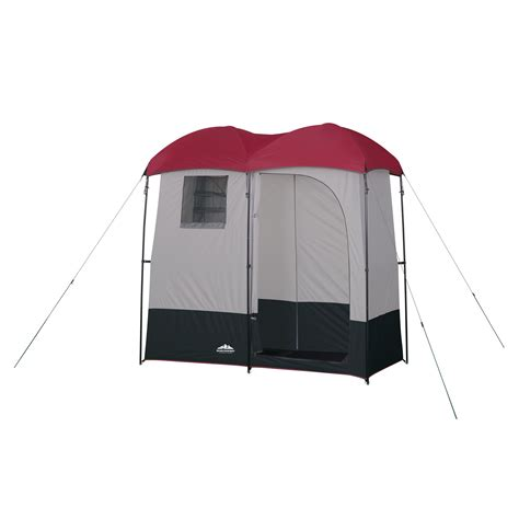 2 Room Shower Tent by Northwest Territory Shower Changing Room Fitness
