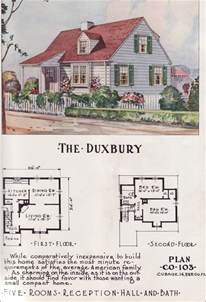 vintage american home retro style home plans from the 1950s and 1960s