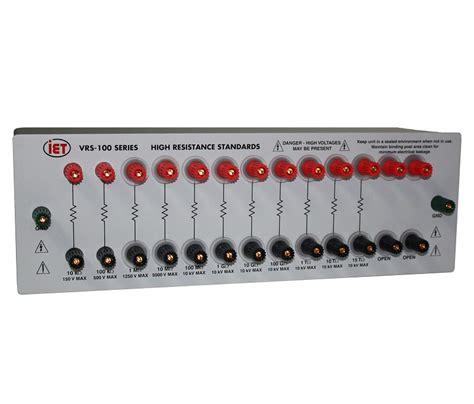 resistor calibration box resistor box for calibration 28 images decade resistance boxes resistance calibration boxes