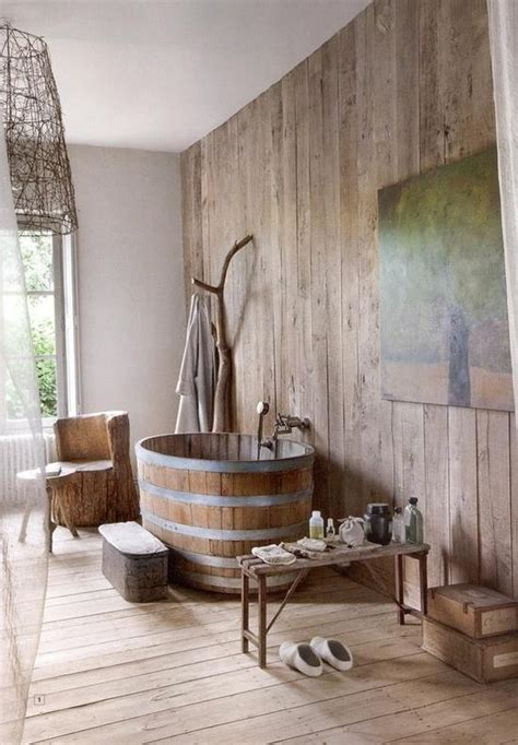 Rustic Bathroom Ideas | 39 cool rustic bathroom designs digsdigs
