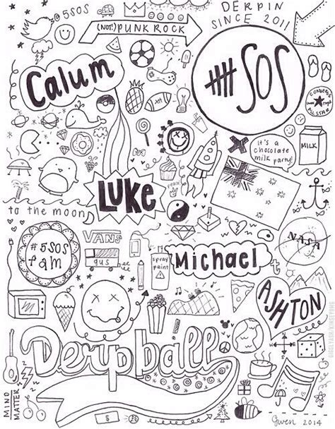 coloring book song lyrics 25 best ideas about 5sos wallpaper on 5
