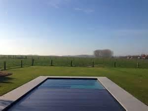 leisure pools cube silver grey epoxy monoblok zwembad