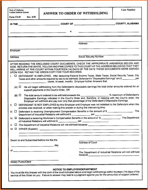 sle of divorce papers printable divorce papers roofing contract form