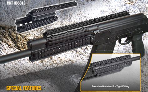 carolina shooters supply vepr handguard utg saiga 12 quad rails available carolina shooters