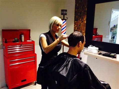 barberette giving him a haircut 340 best images about barber life on pinterest