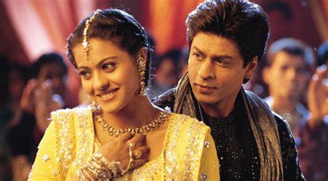 film india terbaru dan populer shah rukh khan dan kajol ciptakan lagu termahal di