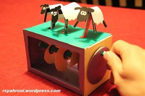 film automata adalah papercraft seni menghidupkan kertas dalam bentuk 3d