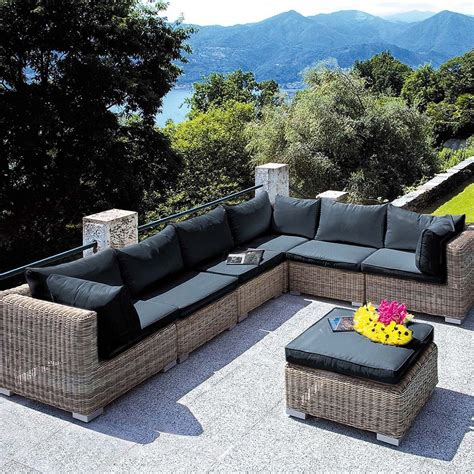 poltrona angolare poltrona modulare angolare antigua by outdoor selection