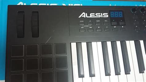 alesis vi61 keyboard and beatbox performance alesis vi61 image 1714289 audiofanzine