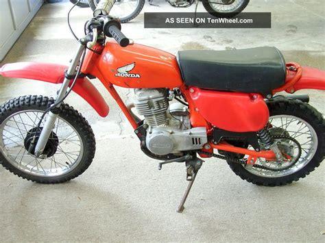 Honda Mini Motorcycle by Honda Xr75 1978 Retro Mini Bike Vintage 4 Stroke