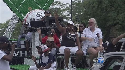 bud billiken abc7 s broadcast of the 2015 bud billiken parade