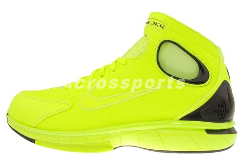 nike huarache 2k4 basketball shoes for sale nike air zoom huarache 2k4 volt mens basketball shoes
