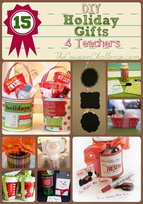 teacher christmas gifts to make teachers gifts for