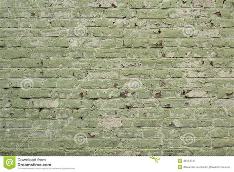 green painted brick wall texture picture free photograph brick wall painted green background stock photo image