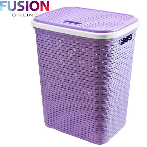 laundry basket large laundry basket washing clothes storage her rattan