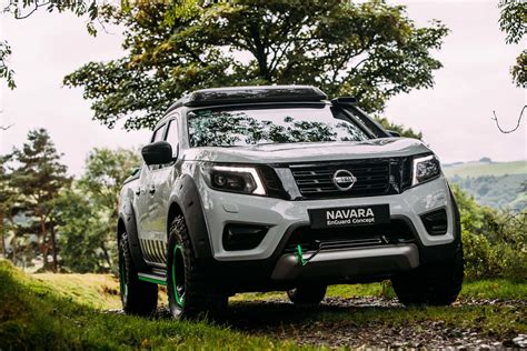 nissan navara 2020 nissan navara enguard concept previews tomorrow s rescue
