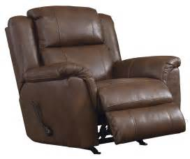 Leather Recliner Jackson Furniture Verona Leather Rocker Recliner By Oj