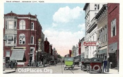 tennessee vintage postcard images