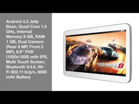 Tablet Advan Kamera 8mp harga advan vandroid t3x murah indonesia priceprice