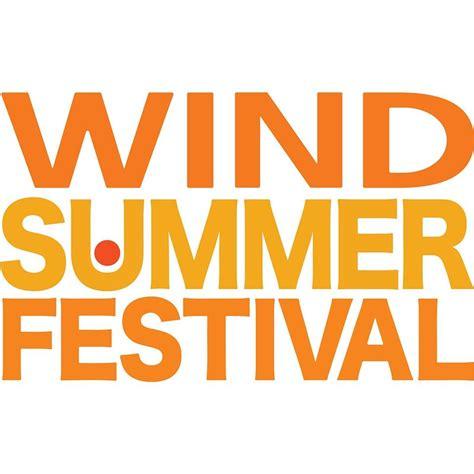 wind summer festival 2018 cantanti scaletta e quando