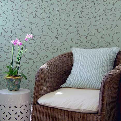 pattern paint roller south africa allover pattern stencils oriental vine stencil royal