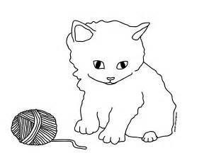 kitten coloring page world kitten pictures