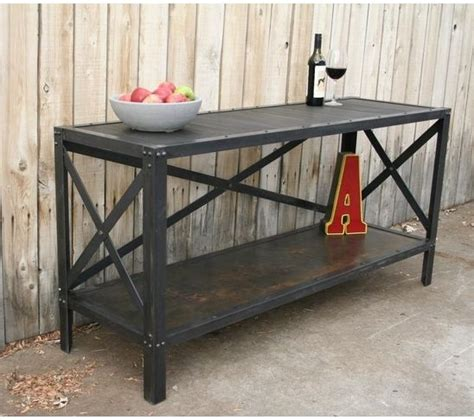 Handmade Industrial Furniture - 17 best images about buffets and sideboards on