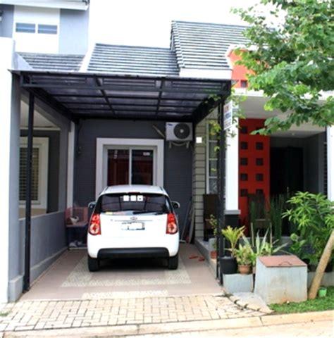 desain garasi depan rumah desain garasi mobil depan rumah minimalis rumahaku net