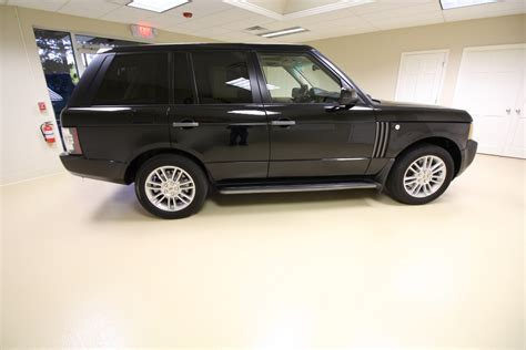 land rover albany 2010 land rover range rover hse stock 16141 for sale