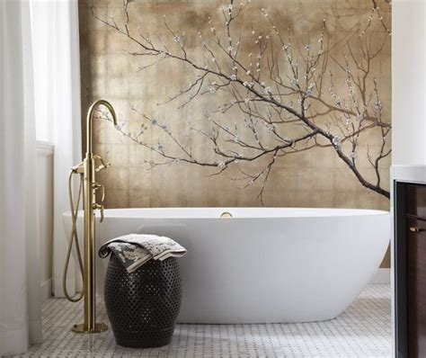 asian themed bathroom decor incorporating asian inspired style into modern d 233 cor zen