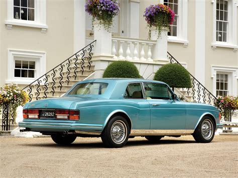 rolls royce corniche coupe rolls royce corniche hooper coupe 1980
