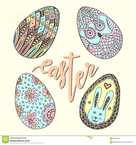 doodle how to make egg easter eggs doodle set happy