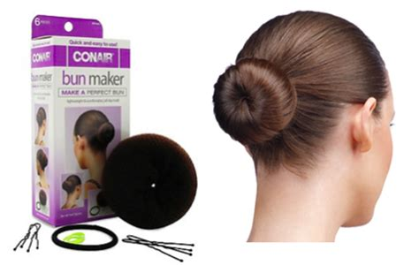 bun maker for hair walgreens 1 82 reg 3 79 conair hair bun maker system at walgreens