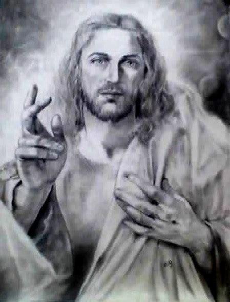 imagenes a lapiz del rostro de jesus dibujos a lapiz de jesucristo imagui