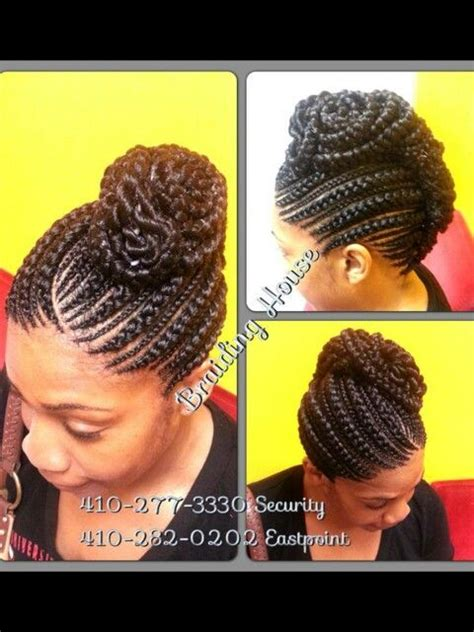braided mohawk updo braided mohawk updo 1s frohawks and mohawks laid to the