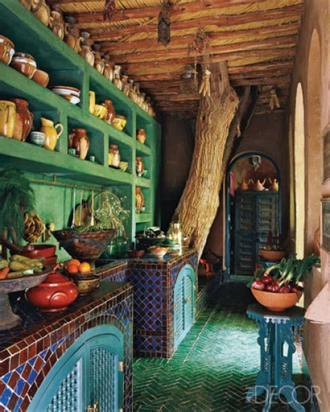 25 Wonderful Kitchen Design Ideas Digsdigs Moroccan Kitchen Design