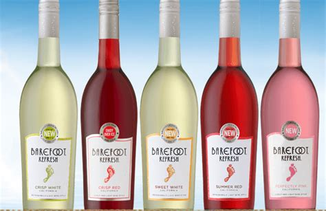 Barefoot Wine Giveaway On Facebook - barefoot refresh wine review