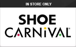 Shoe Carnival Gift Card - buy shoe carnival in store only gift cards raise