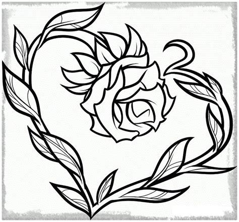 imagenes de rosas faciles imagenes lindas para dibujar a lapiz f 225 ciles dibujos de